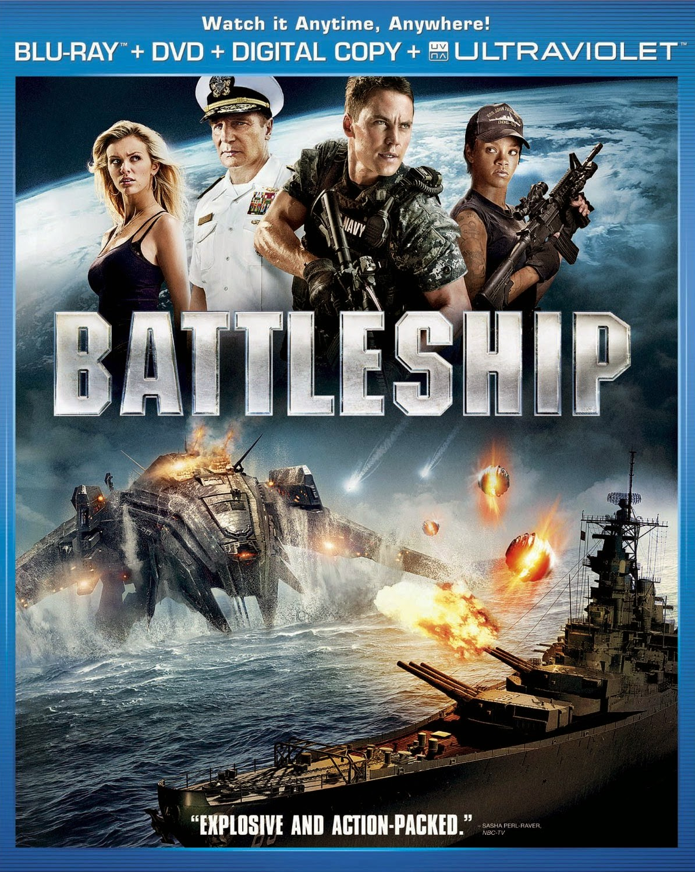 Battleship (2012) : ยุทธการเรือรบพิฆาตเอเลี่ยน