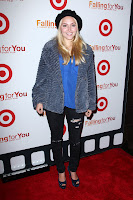 AnnaSophia Robb at Target Falling For You Fall Style Event redcarpet