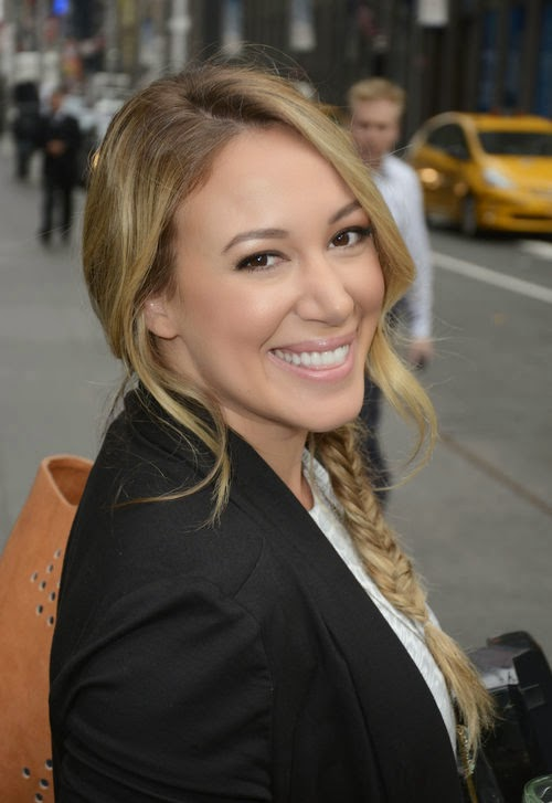 Baby News! Haylie Duff is pregnant for the 1st time | Child with her fiance