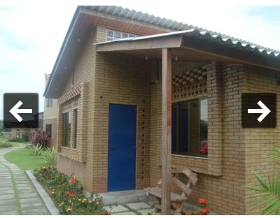 Bloques ecologicos casa con ladrillos ecol gicos - Casa de ladrillos ...