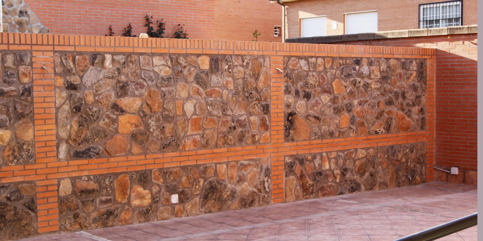 Reformas y pavimentos - Muros de ladrillo visto ...