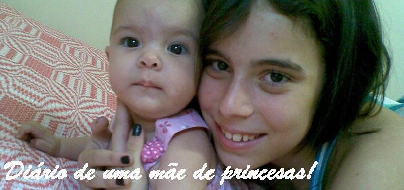 Diário de uma mãe de princesas!