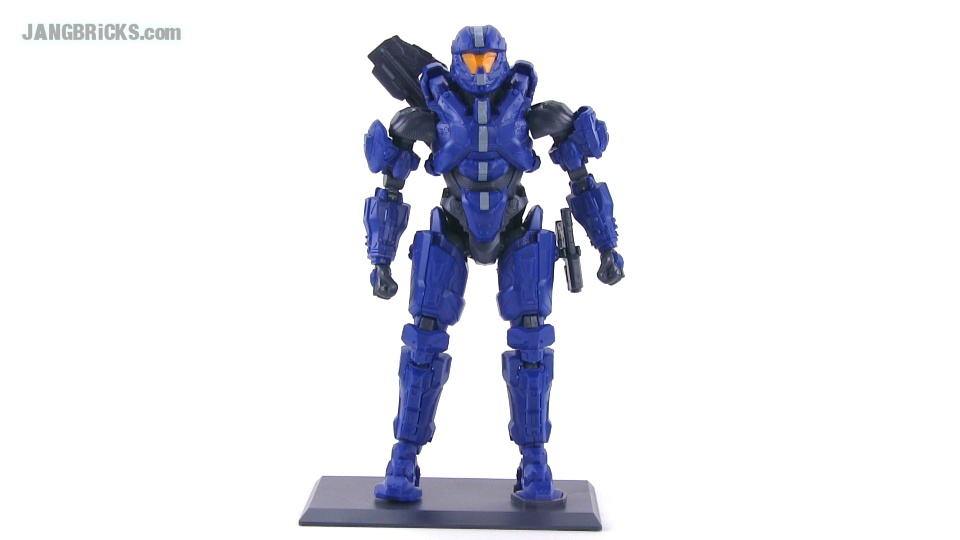 Bandai Sprukits Halo Spartan Thorne buildable figure review