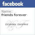 Friends Forever facebookissa