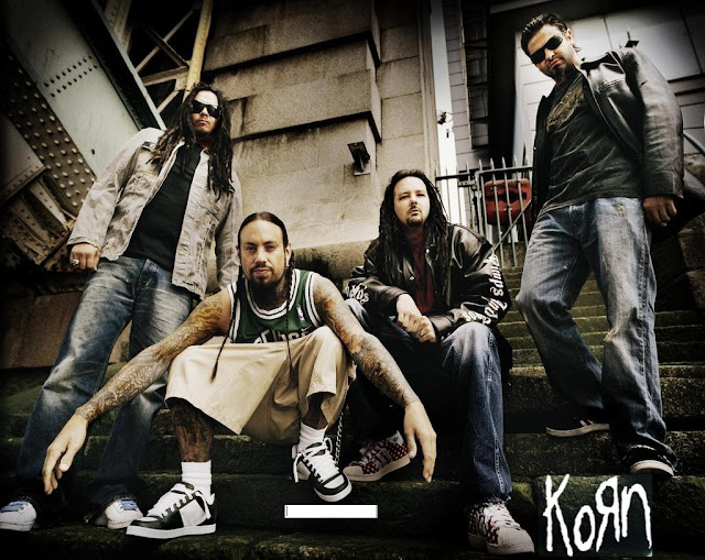 Korn Wallpaper