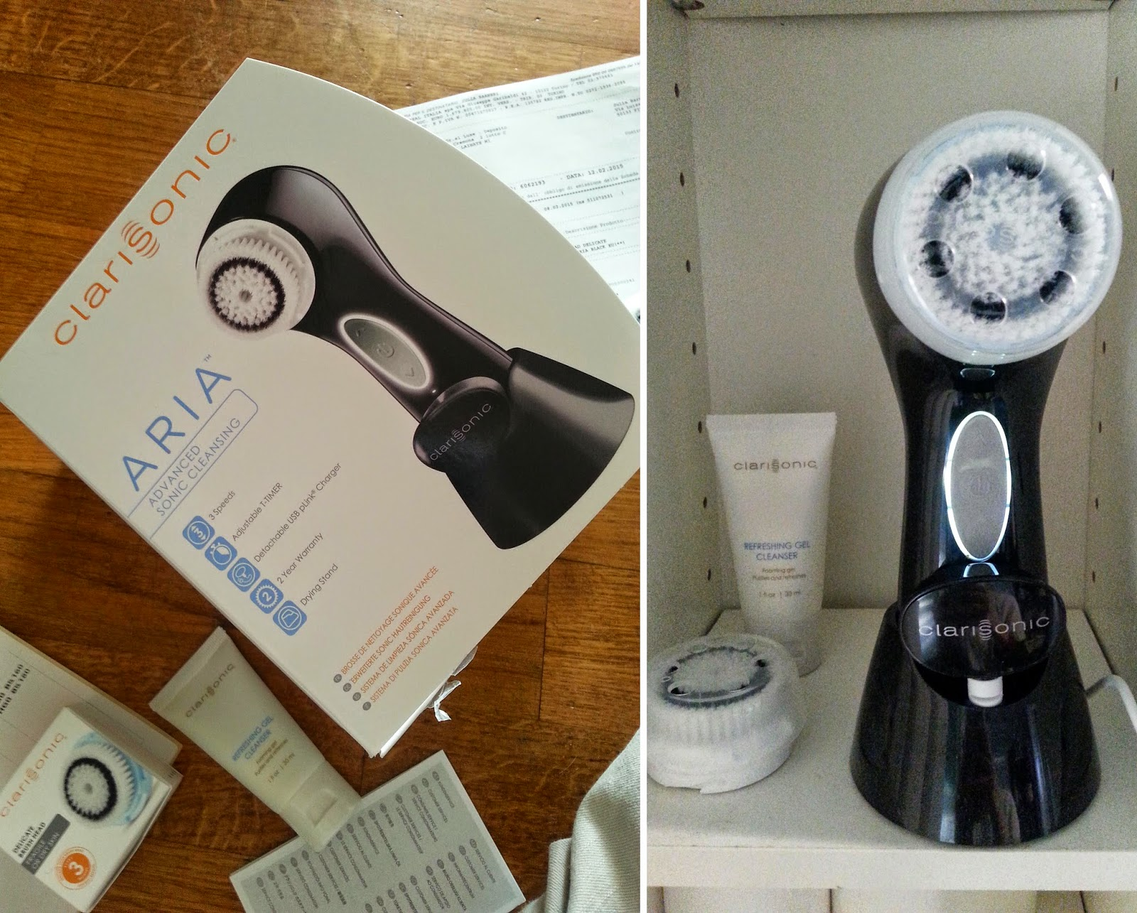 Shopping Beauty da Clarisonic