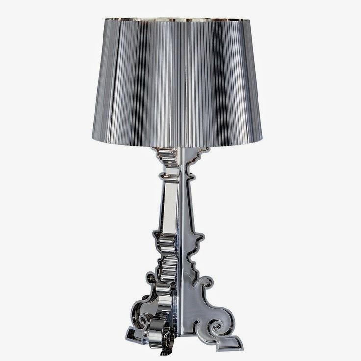 Icono interiorismo lampara bourgie un icono del dise o for Replicas lamparas de diseno