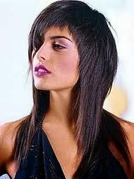 Coiffure cheveux mi long , Coiffure cheveux long , Coupe