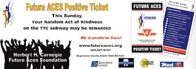 Positive Ticket Sunday
