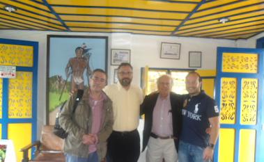 Encuentro Nacional de Escritores Luis Vidales. 2013