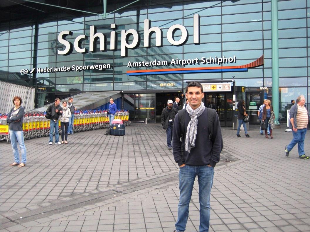 Aeroporto Amsterdam : Amsterdam holanda viajar é meu destino
