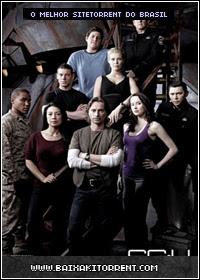 Capa Baixar Série Stargate Universe 1ª e 2ª Temporada Completa   Torrent Baixaki Download