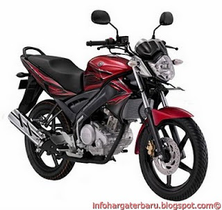 Harga Yamaha Vixion Spesifikasi 2012