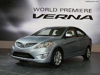 Hyundai Verna 2011