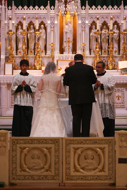 Rito Matrimonio Romano Antico : Catholicvs matrimonio y santa misa en el rito romano