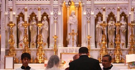 Matrimonio Romano Segun Bonfante : Catholicvs matrimonio y santa misa en el rito romano