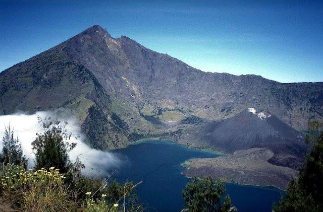Foto Foto Terlengkap dan Terbaru Gunung Rinjani