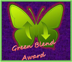 Green Blend Blog Award!