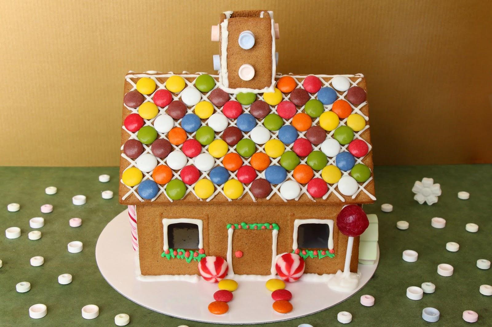 casa de caramelo Hansel y Gretel