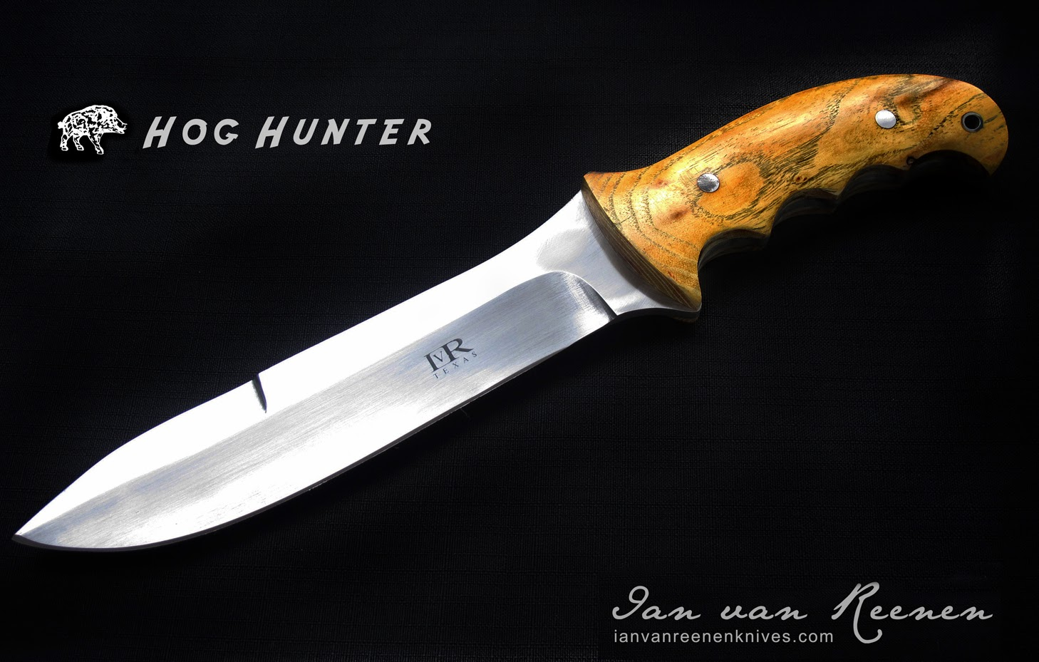 Texas hog hunter a great knife for hunting wild ham on the lam