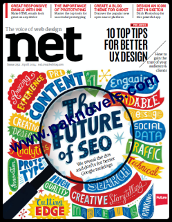 Net Magazine , Issue 252 April 2014