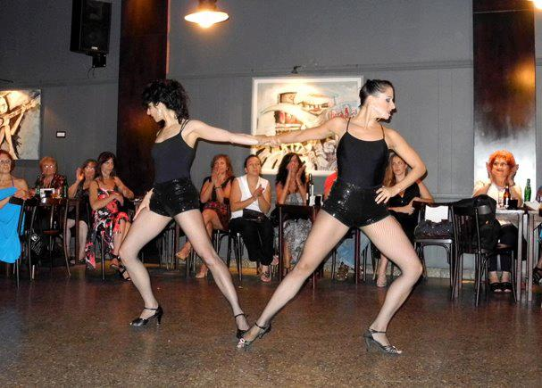 Buenos Aires Lady's Tango Week  4 Mars 2012