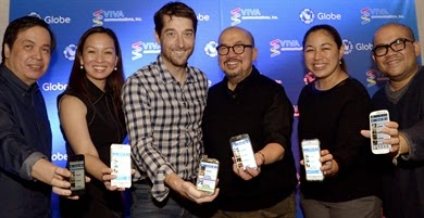 Globe and Viva Partnership