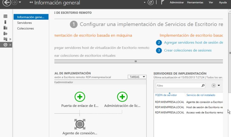 Inseguros seguridad inform tica tips tricks implementaci n de servidor de sesiones remotas - Reiniciar escritorio remoto ...