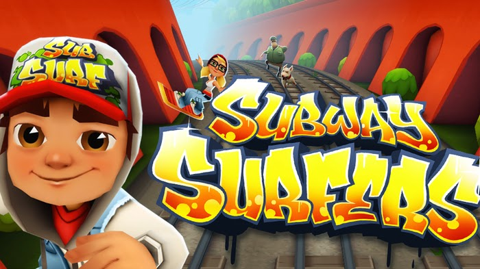 Download Apk Game Subway Surfer Unlimited Coin and Keys
