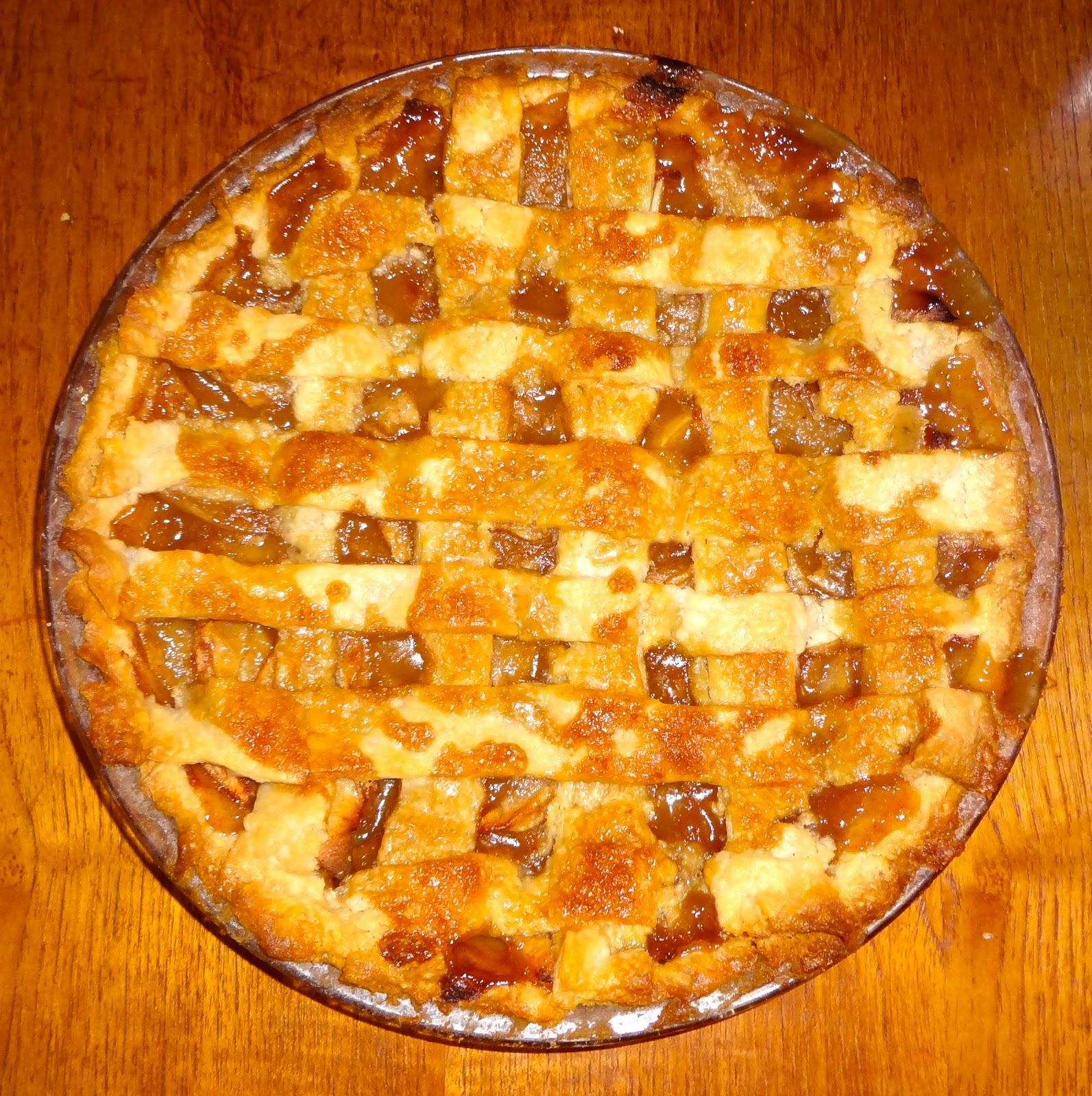 Project: Revival: Grandma Ople's Apple Pie