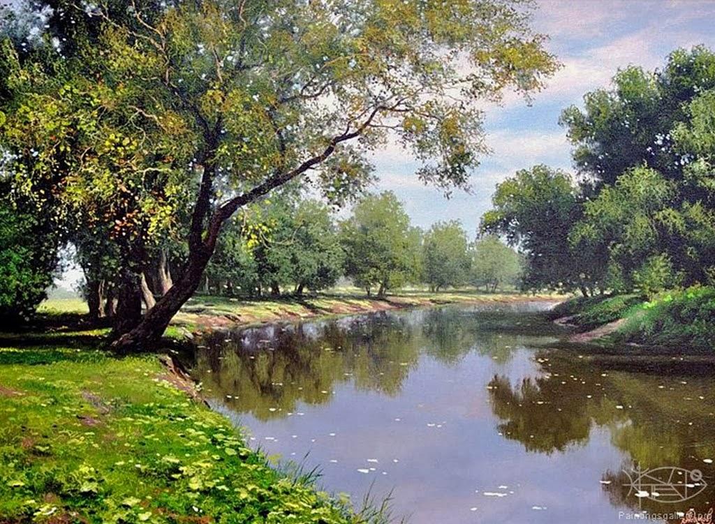 cuadros-paisajes-rios