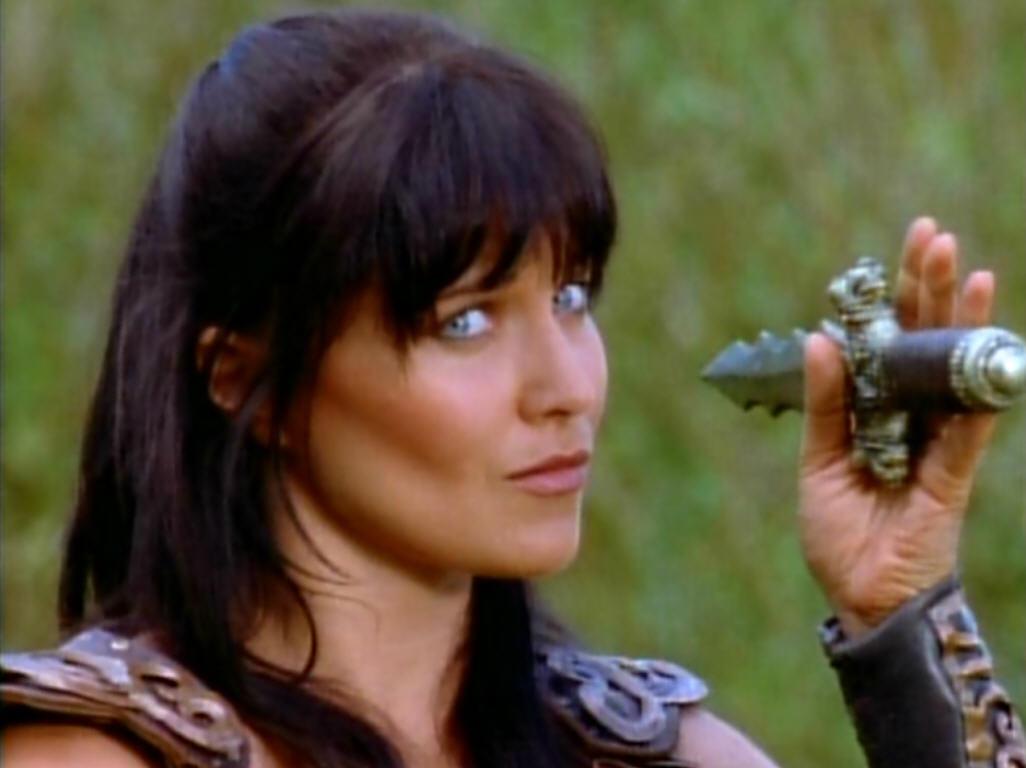 XENA: Warrior Princess   Sci-Fi Your Fantasy