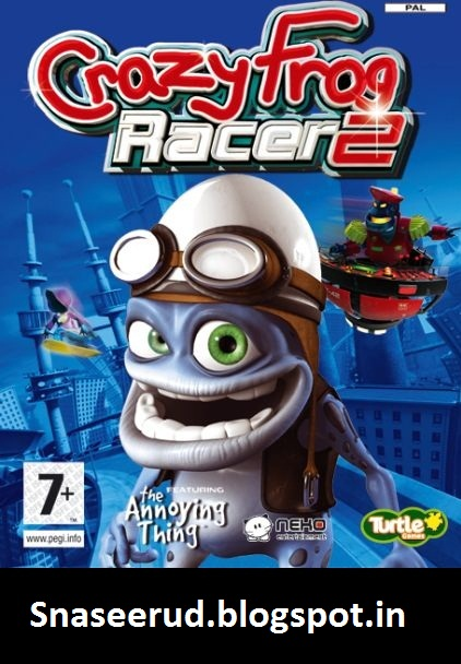 Crazy Frog Race Car Sound