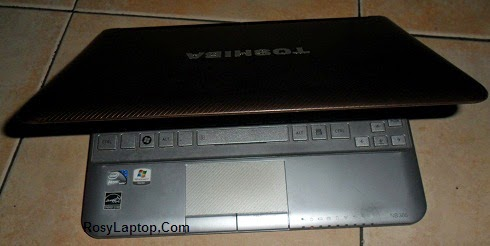 Netbook Toshiba NB305 Brown