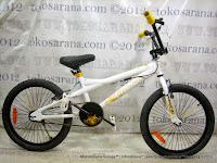 Sepeda BMX Pacific X-Man 2.0 FreeStyle 20 Inci