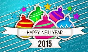 Happy New Year 2015 - Photo Cards