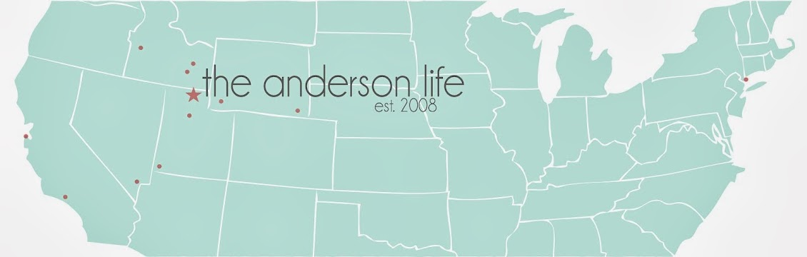 The Anderson Life