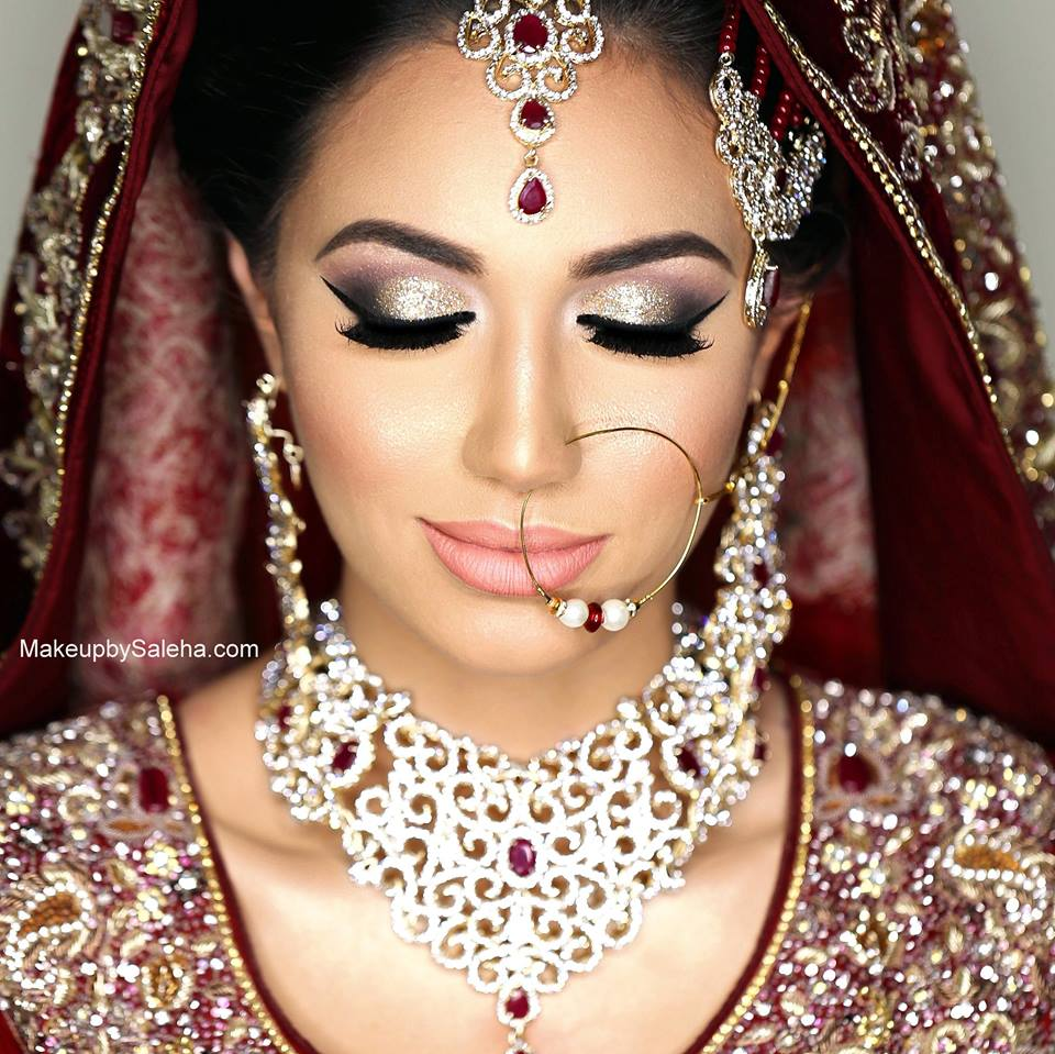 Bridal Makeup Ideas Pictures : Latest Bridal Wedding Makeup Ideas and Looks Every Bride ...