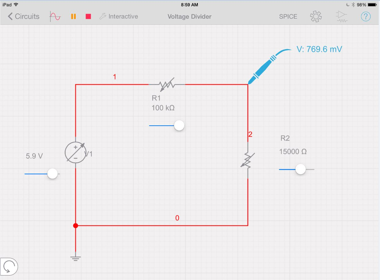 Energia With Tm4c123 Battery Monitoring Adc Problem Msp Possibly Related To Quotopamp Application Unity Gain Bufferquot Circuits Voltagedivider