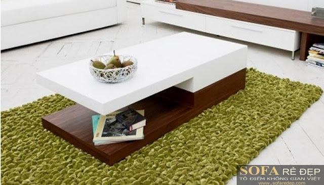 Bàn sofa gỗ BS028