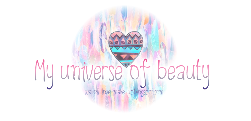 My universe of beauty