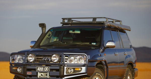 GEORGE'S GARAGE: TOYOTA Land Cruiser