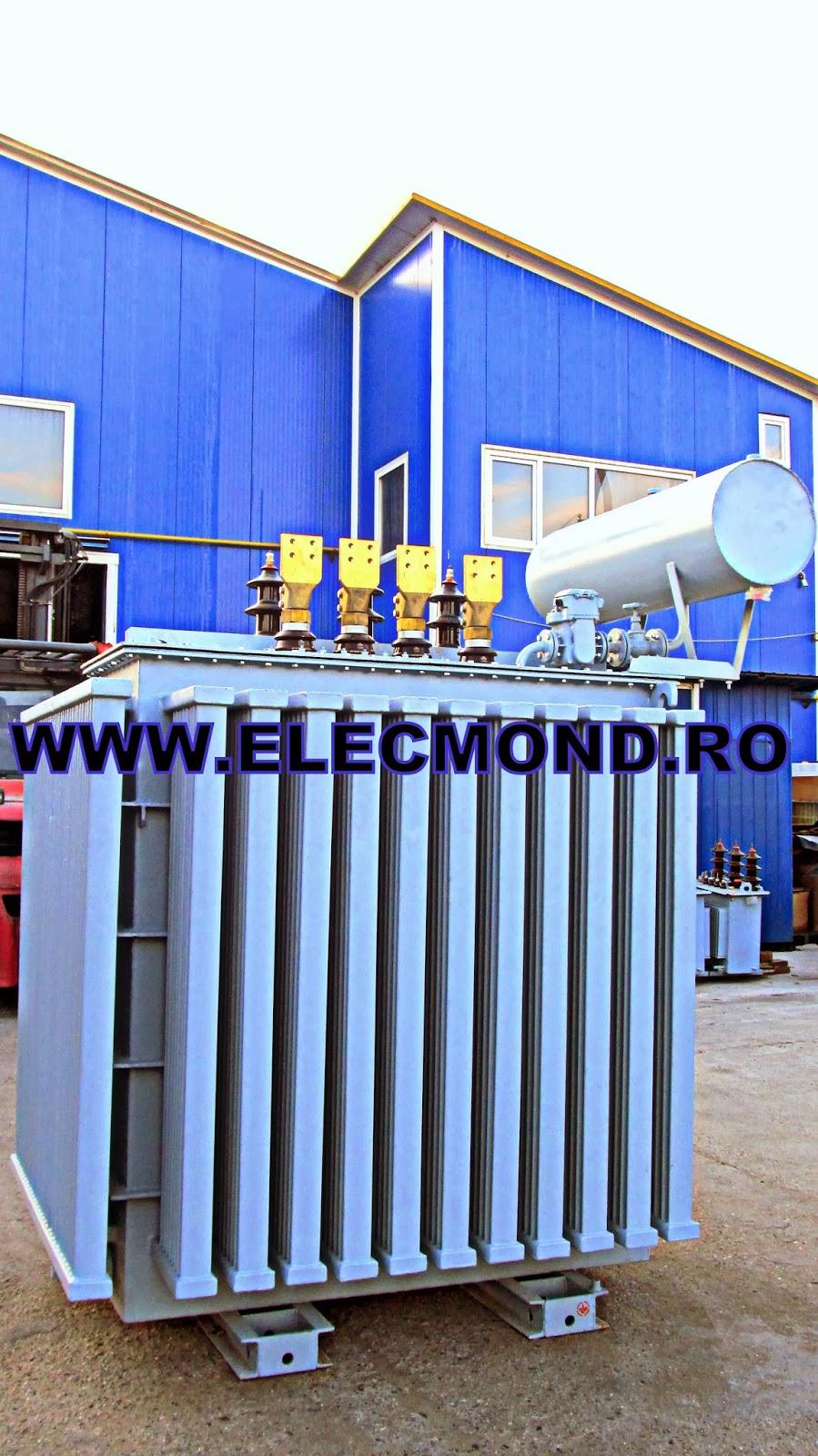 Oferta transformatoare , transformatoare electrice ,, elecmond  , transformator , preturi transformatoare , transformator de putere , 1000kVA, 1600kVA, 400kVA , 2000kVA, 630kVA