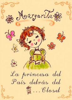 Princesa Margarita, Kaliparvati