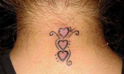 Cross Tattoos For Neck. Cross Tattoos For Women On
