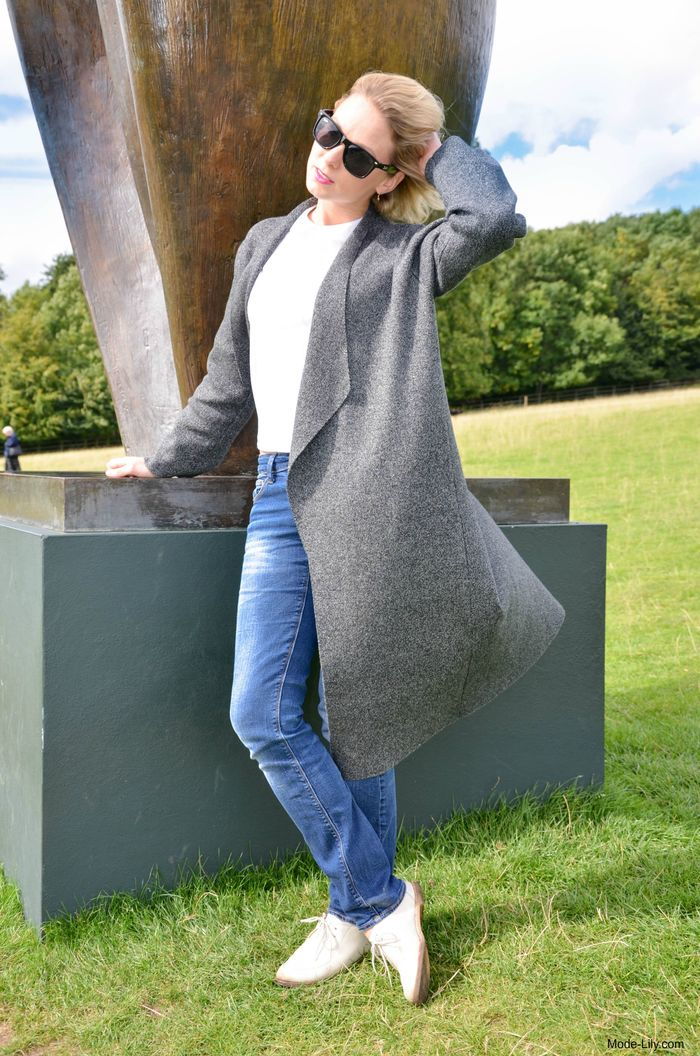 Outfit Post Oversized Cardigan