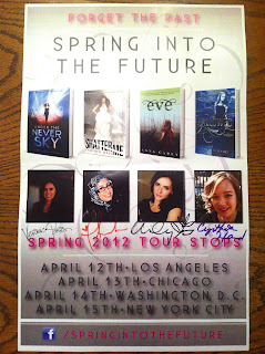 event recap: Harper Teen Spring Into the Future Signing!
