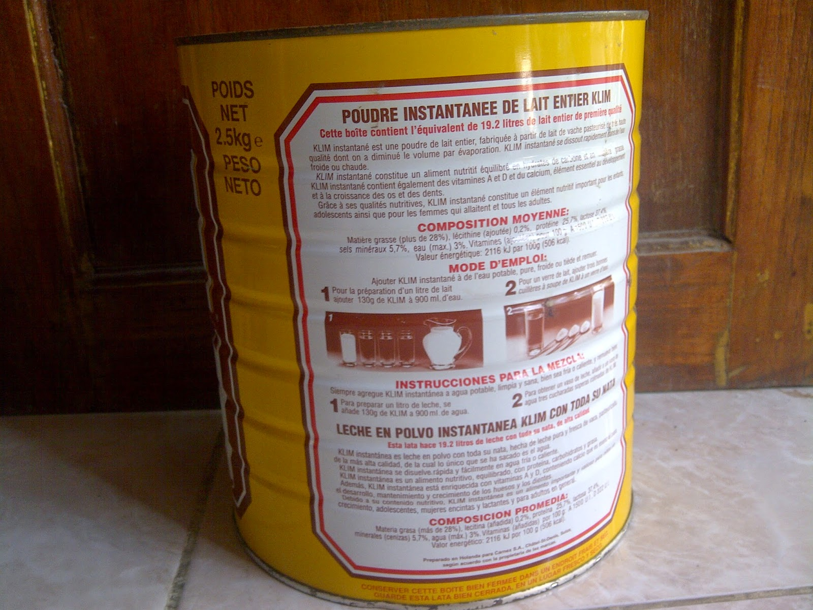 Koleksi Antik Anggoro Solo Kaleng Susu Klim Lux 5 20pr Wallpaper Sticker Dinding Harga Rp150000