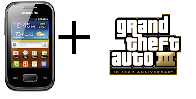 GTA 3 for Galaxy Pocket download for free