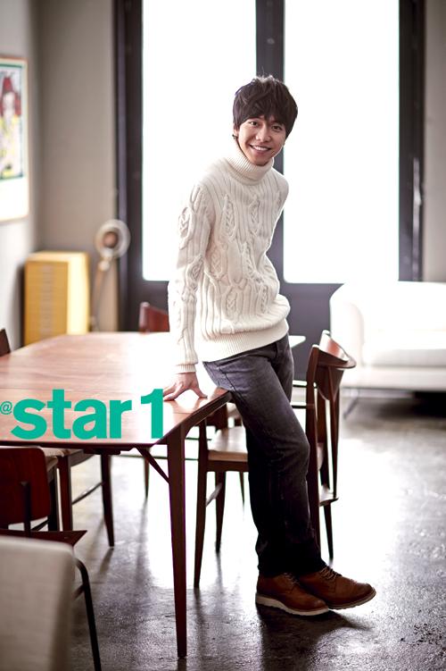 Lee Seunggi Majalah @Star1 02